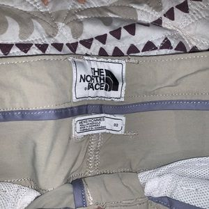 Men's North Face Hiking Pants - size 32